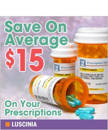Luscinia Health - Prescription Savings Card