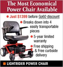 Literider Power Chair