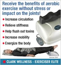 Clark Wellness - exercise elite machine