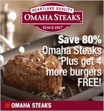 Omaha Steaks® Family Gourmet Banquet